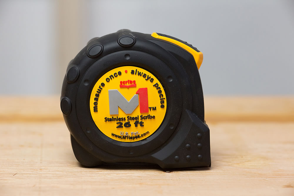 M1 Tape Measure Right Side