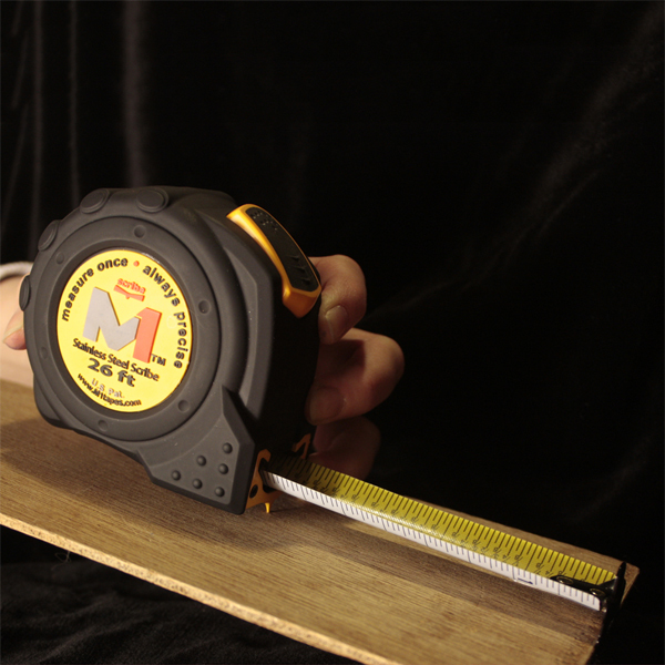 Marking Tape Measure M1 Wood